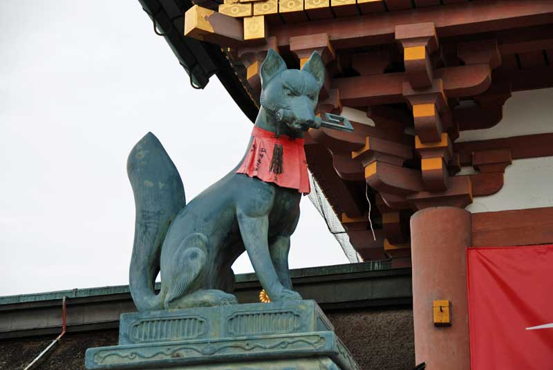 Fushimi Inari Shrine-2